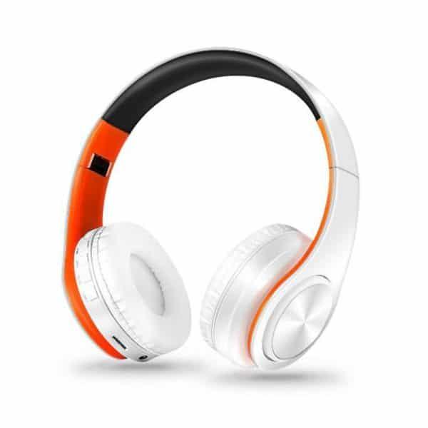 FIRO Wireless Foldable Headphones with Microphone  5