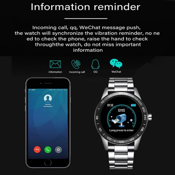 GARRETT Multifunction Smartwatch 6