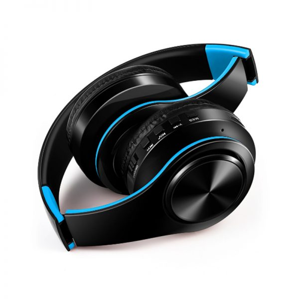 FIRO Wireless Foldable Headphones with Microphone  6