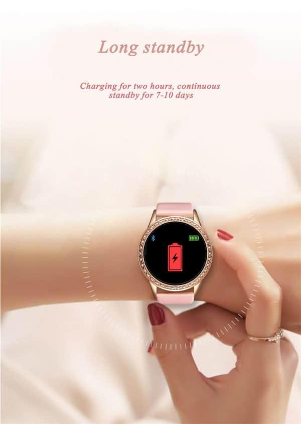 ZURI Lux Smartwatch 21