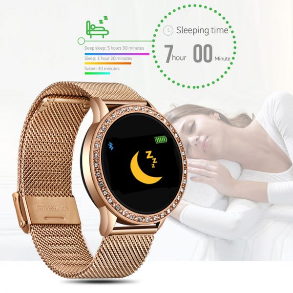 ZURI Lux Smartwatch 5