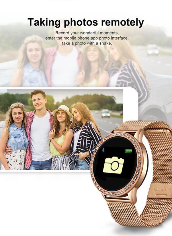 ZURI Lux Smartwatch 17