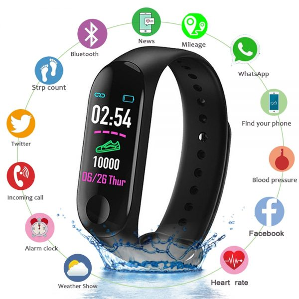 LEV Fitness Smartwatch 1
