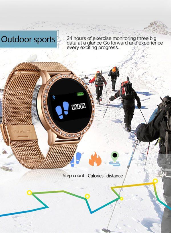 ZURI Lux Smartwatch 14