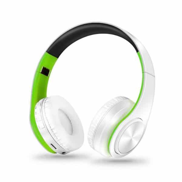 FIRO Wireless Foldable Headphones with Microphone  4