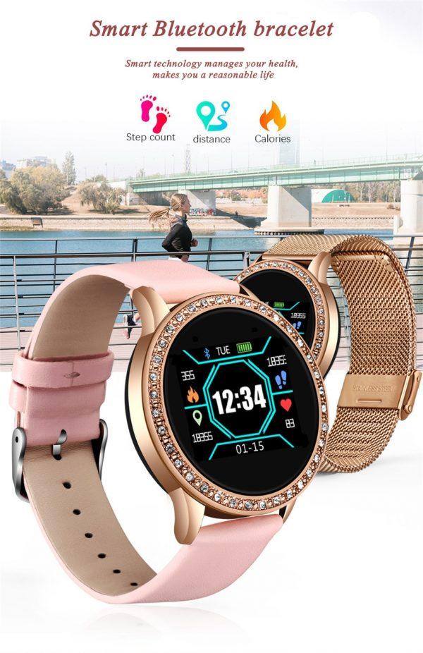 ZURI Lux Smartwatch 9