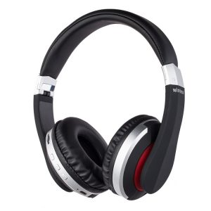 SUPRA Wireless Foldable Headphones with Microphone  10