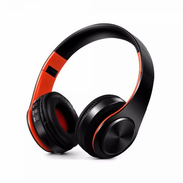 FIRO Wireless Foldable Headphones with Microphone  2