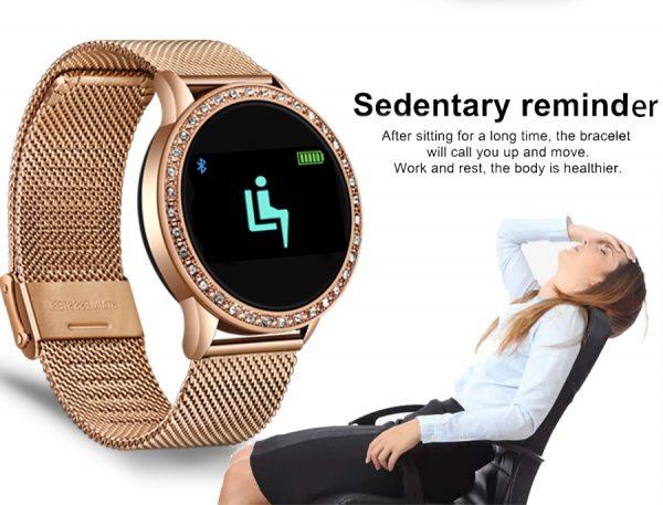 ZURI Lux Smartwatch 18