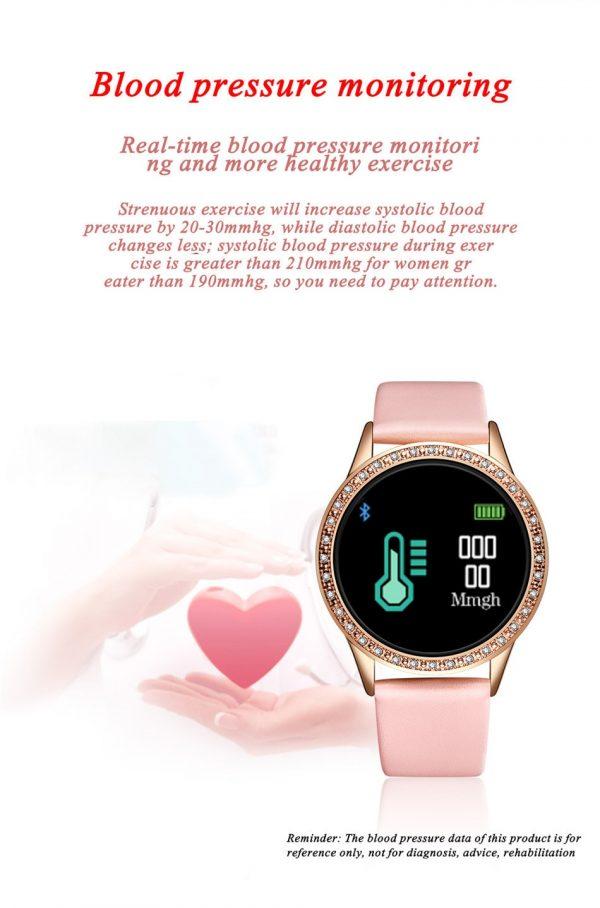 ZURI Lux Smartwatch 13