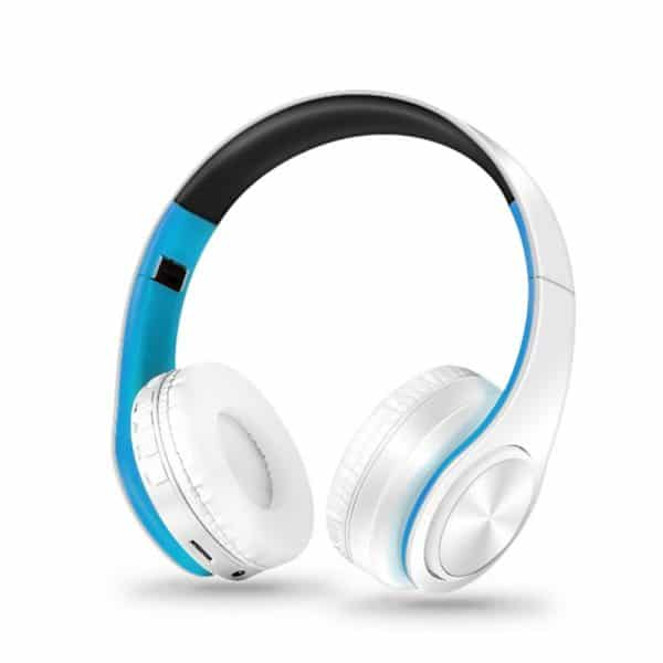 FIRO Wireless Foldable Headphones with Microphone  3