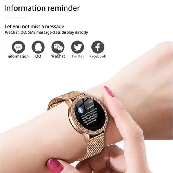 ZURI Lux Smartwatch 6