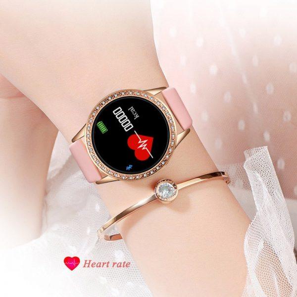 ZURI Lux Smartwatch 4