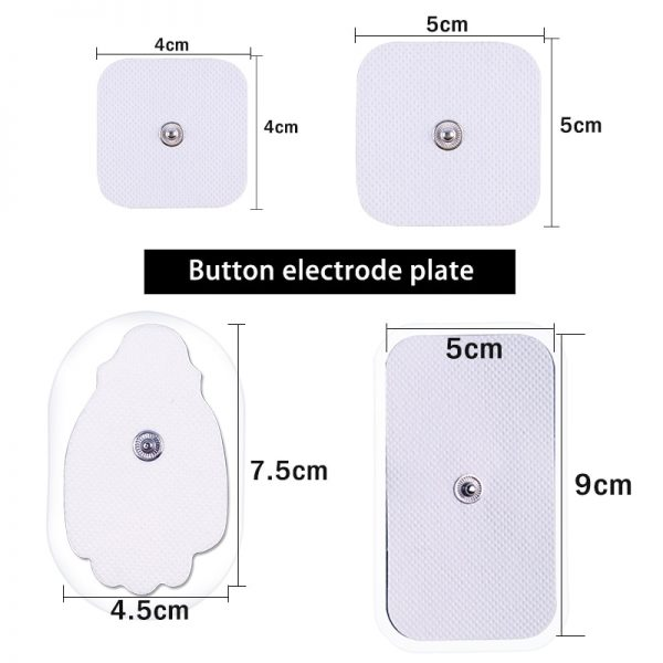 Replacement TENS Electrode Pads 2