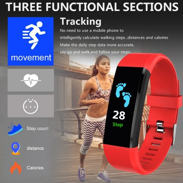 VITO Fitness Activity Tracker 3