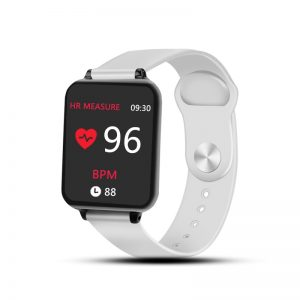 B57 Smart watches Waterproof Sports for iphone phone Smartwatch Heart Rate Monitor Blood Pressure Functions For Women men kid 7