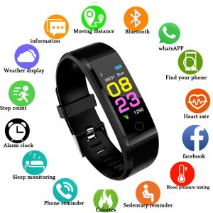 VITO Fitness Activity Tracker 1