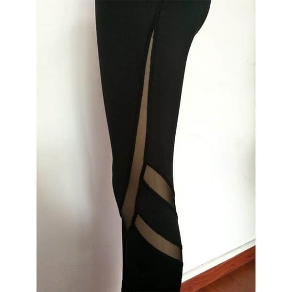 Racer Yoga Pants 4