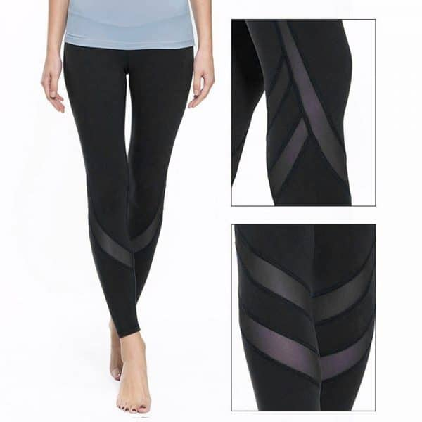 Racer Yoga Pants 1