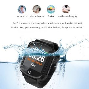 Senior SmartWatch with GPS SOS 2