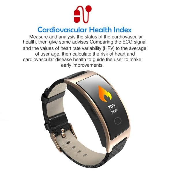BEST SMARTWATCH FOR 2020 – WORKOUTAID – MEASURE BLOOD PRESSURE & HEART RATE IN REAL TIME 4