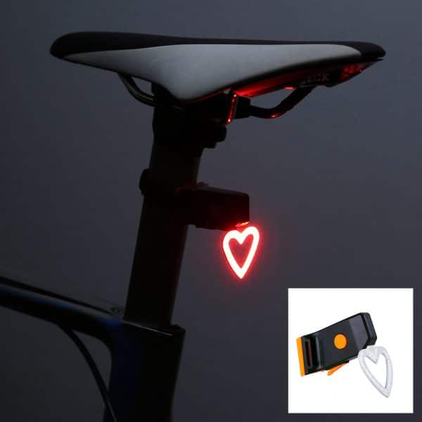 Bicycle LED Rear Light 5