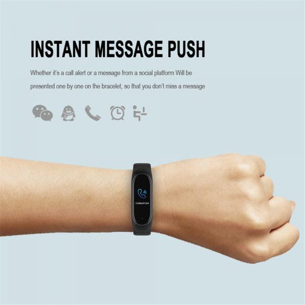 SportAid Smart Fitness Activity Tracker 6