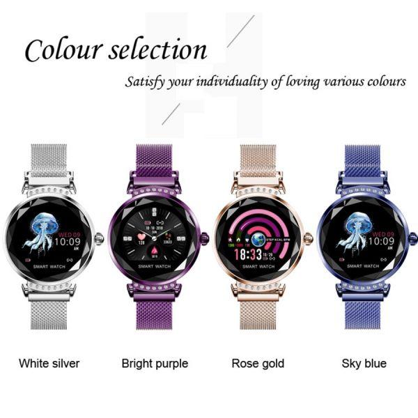 Dalila Luxury Women's Smart Watch 6