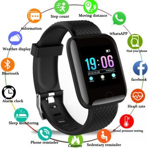 IVO Smartwatch Fitness Tracker (Flash Sale!) 1