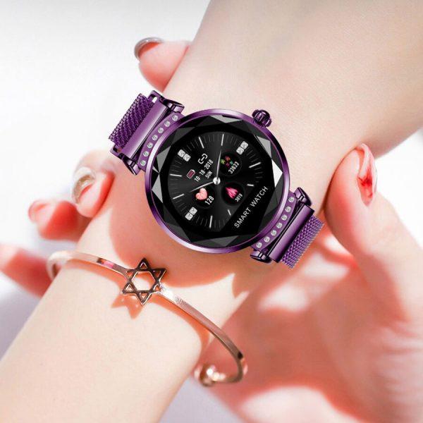 Dalila Luxury Women's Smart Watch 4