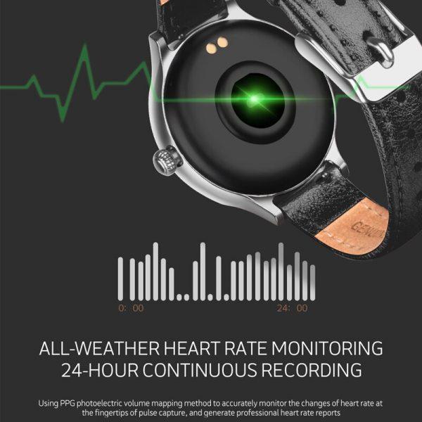 2020 Oriana Women's Smart Watch IP68 Waterproof 3