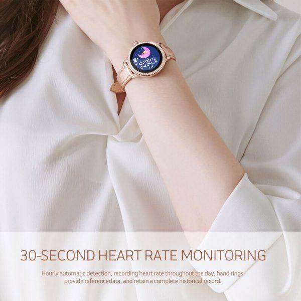 2020 Oriana Women's Smart Watch IP68 Waterproof 2