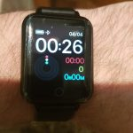 BLAZE Smartwatch photo review