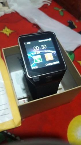 BRIX Multi Smartwatch for Android photo review