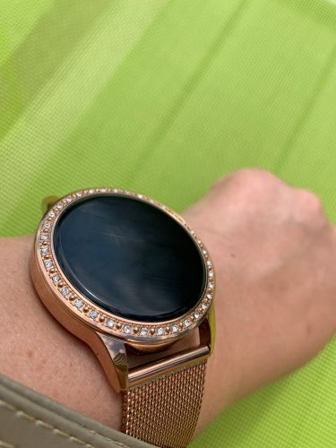 ZURI Lux Smartwatch photo review