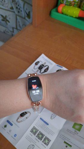 Bella - Beautiful Feminine Multi-Function Smart Watch (Flash Sale!) photo review