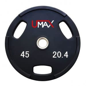 UMAX commercial plate set