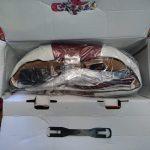 Heated Shiatsu Neck Massager w/ Infrared Kneading photo review
