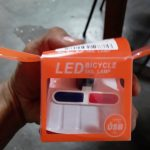 Bicycle LED Rear Safety Light (Flash Sale!) photo review