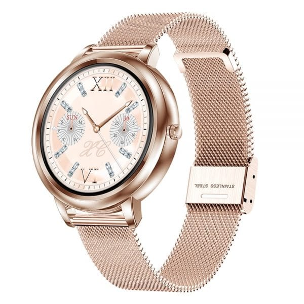 Anita 2021 Women's Full Touchscreen Sport Smartwatch For IOS & Android 1