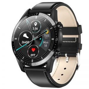 Celso Men's Designer Smart Watch with Thermometer 8