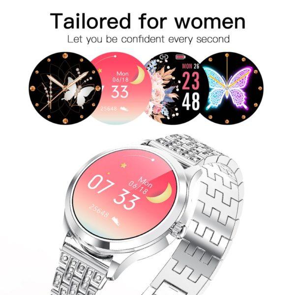 Celestina Women's Elegant SmartWatch 3