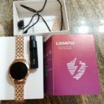 Celestina Women's Elegant SmartWatch photo review